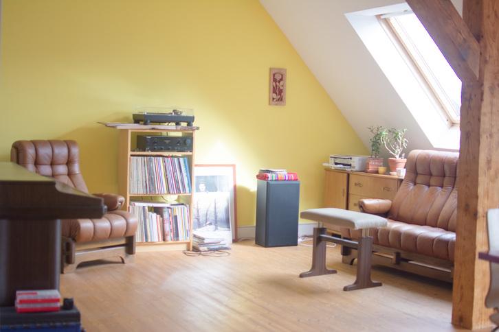 2er WG Zimmer in heller Wohnung mit Balkon und Garten 2