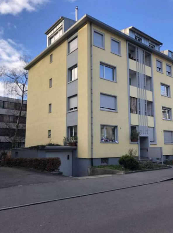 Grosszügige 1.5-Zimmerwohnung im 3.OG ! 4052 Basel