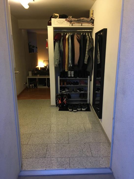 2-Zimmerwohnung in Wagen SG 8647 Wagen