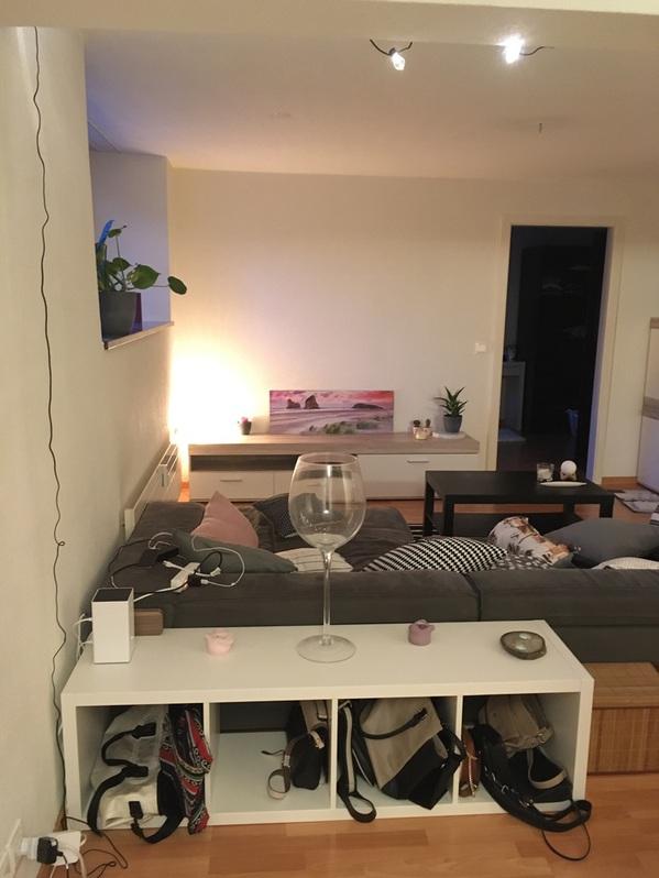 2-Zimmerwohnung in Wagen SG 3