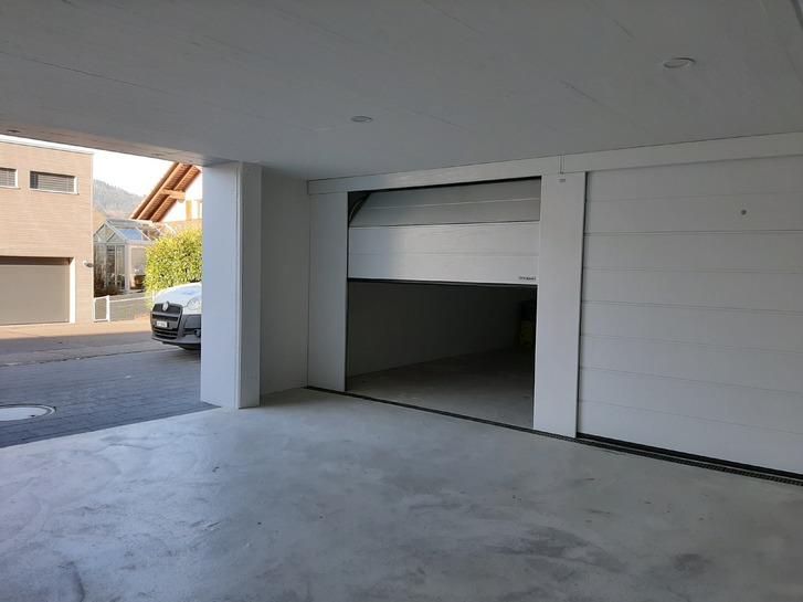 Garage abgeschlossen 2