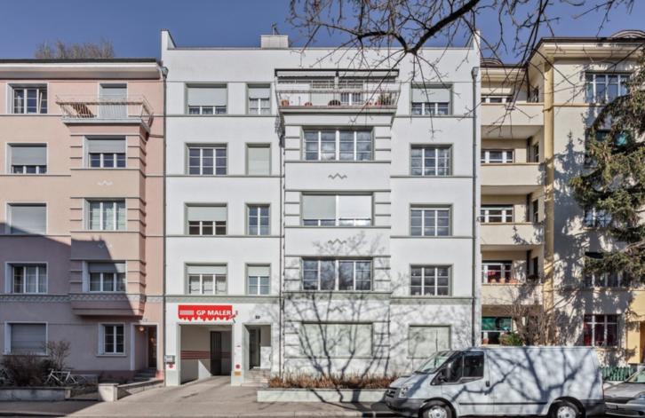 Vermieten 1.5-ZimmerWohnung im 3. OG mit 41 m2!!! 4055 Basel