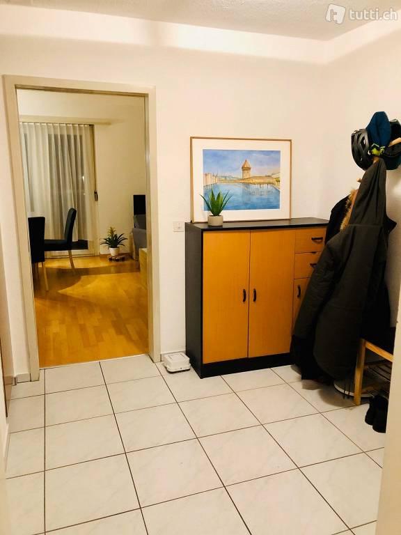 Preiswerte Singlewohnung in ruhigem Wohnquartier 2