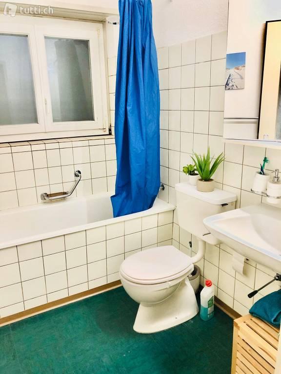 Preiswerte Singlewohnung in ruhigem Wohnquartier 4