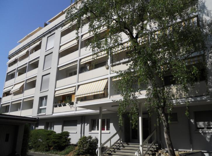 Vermieten 2.5-ZimmerWohnung beim Burgfelderplatz in Basel 2