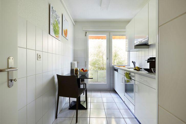 1-Zimmer-Wohnung, Erdgeschoss 8006 Zürich