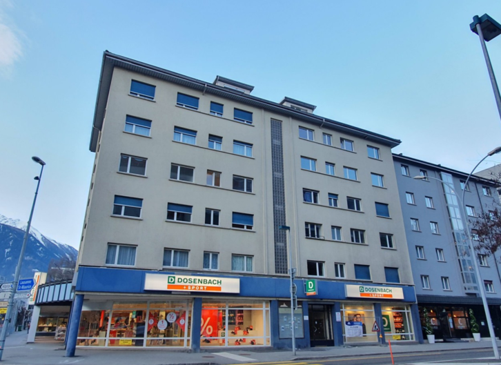 Appartement 2.5 pièces au 3ème étage! 1920 Martigny
