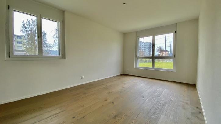 3  1/2 Zimmer Neubauwohnung zu vermieten in Bremgarten 3