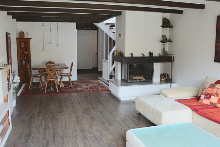 5.5-Zimmer Reiheneinfamilienhaus mit Sauna und eigenem Garten 2