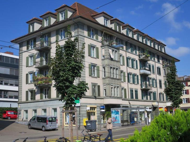 Teilrenovierte, helle, stielvolle Wohnungen an bester Lage in Zürich Wollishofen 8038 Zürich