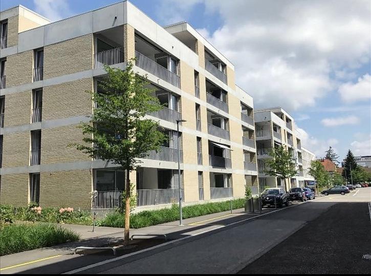 Neubau Wohnung dierekt am Bahnhof 5034 Suhr