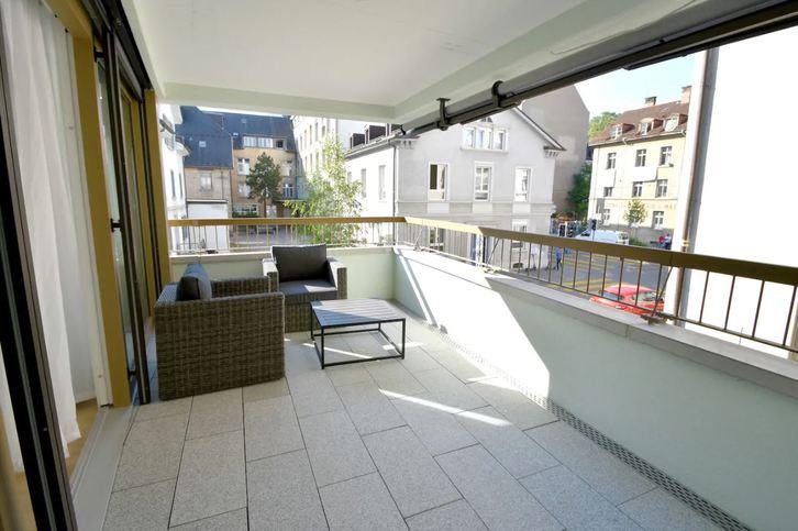 Topmoderne 2.5 Zi-Wohnung an ruhiger und zentraler Lage 3