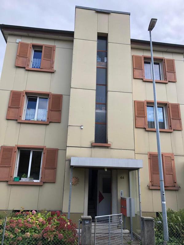 4 Zimmer Wohnung in Biel 2503 Biel/ Bienne