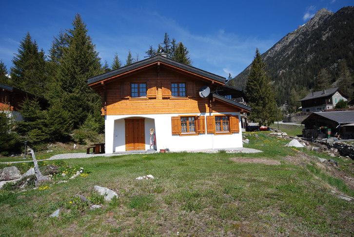 Chalet, Ferienhaus in Cahampex-Lac zu verkaufen 1938 Champex-Lac