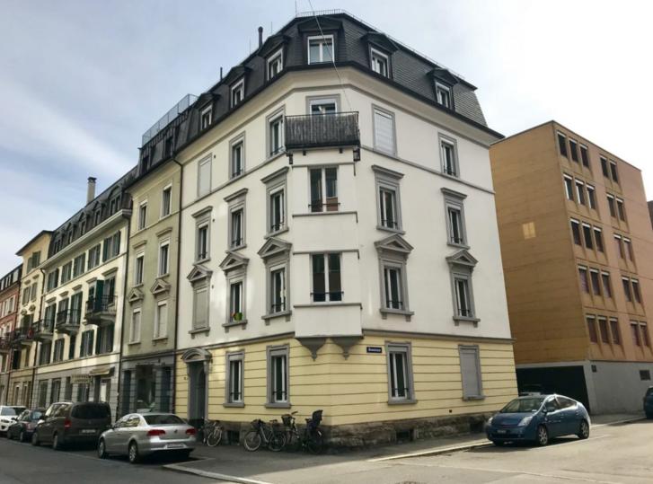 Moderne 2.5-Zimmerwohnung im 2.OG in der Neustadt  6003 Luzern