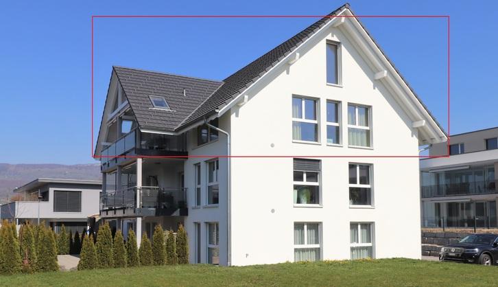Dachwohnung mit Galerie und Wellnessbereich 3380 Wangen an der Aare