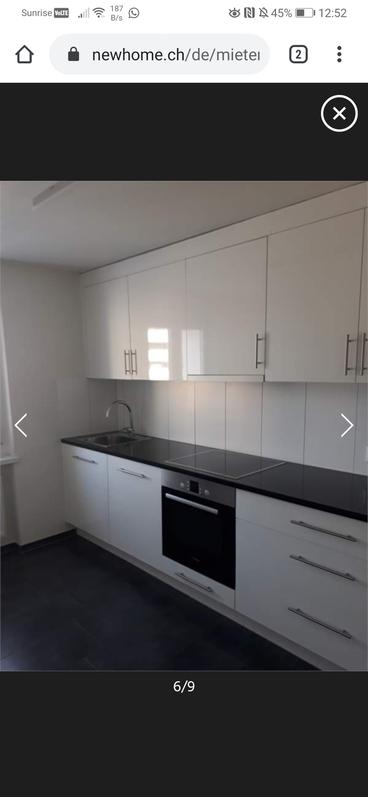 Schöne moderne 4 Zimmerwohnung mit Sitzplatz 9100 Herisau