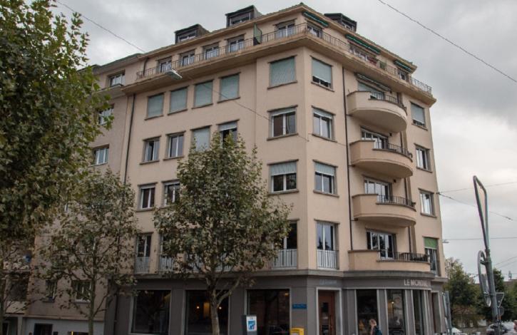 Joli 2.5 pièces au 3ème étage avec balcon 1700 Fribourg