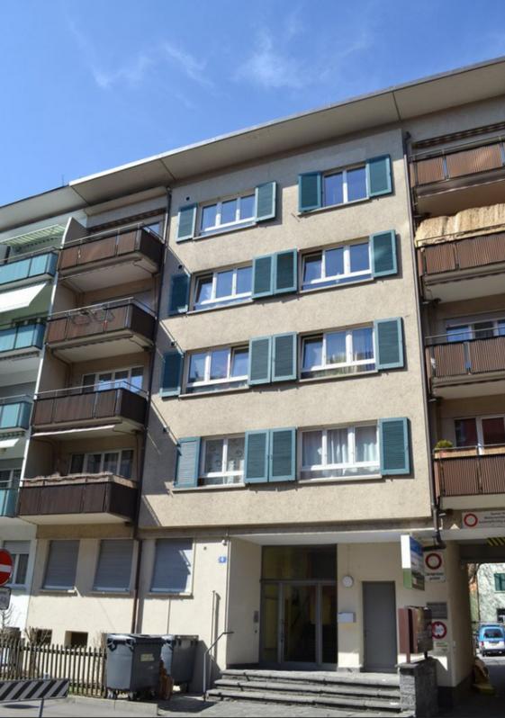 Gemütliche 1.5 -Zimmerwohnung im 3. OG 8004 Zürich