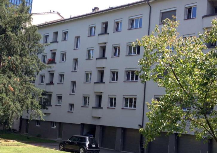 Grosszügige 1.5-Zimmerwohnung mit Blick ins Grüne !!! 2