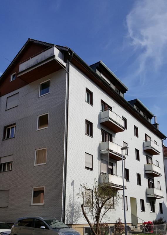 Helle 1.5 Zimmer-Wohnung mit Balkon zu vermieten!!! 9000 St. Gallen