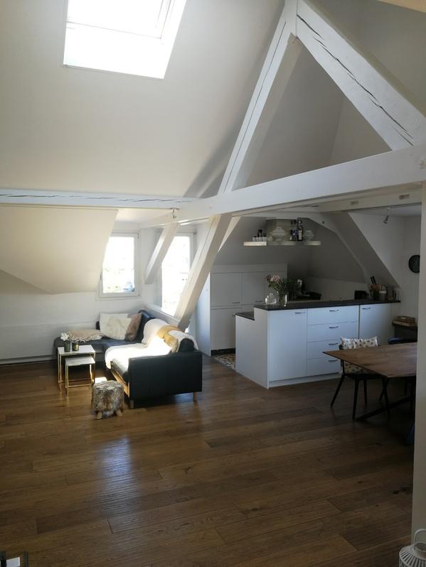 Originelle Loft-Dachwohnung 2
