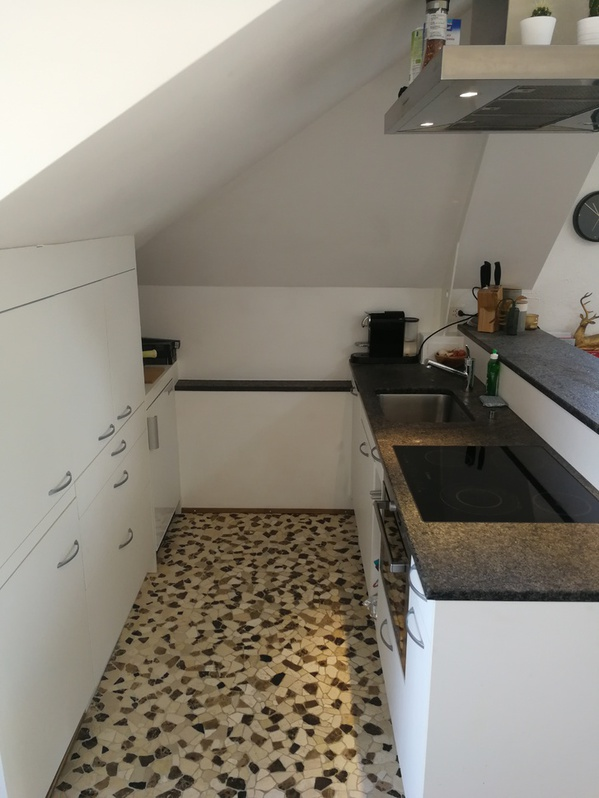Originelle Loft-Dachwohnung 4