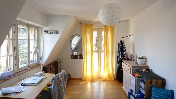WG-Zimmer in gemütlicher Wohnung 4102 Binningen