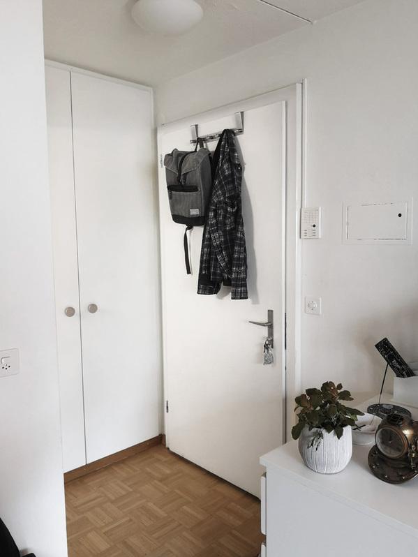 zentrale 1 Zimmer Wohnung mit Balkon  2