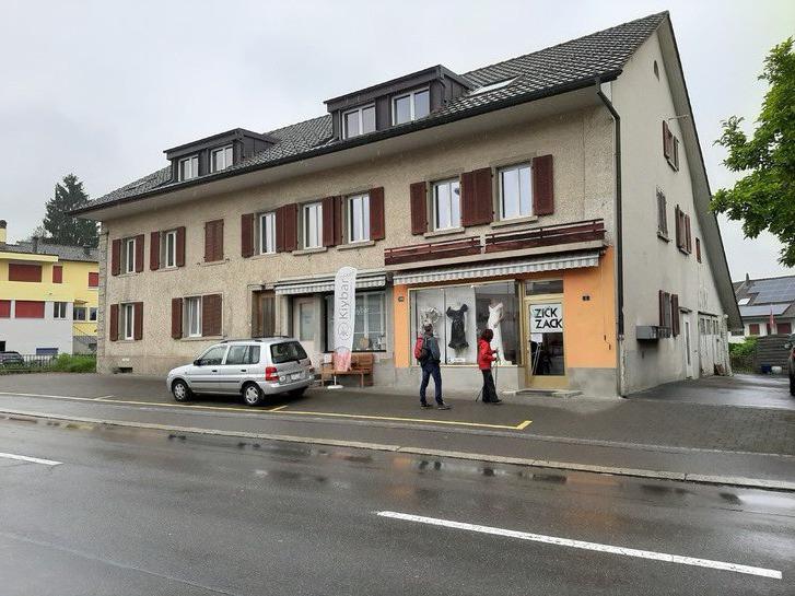 Gesch鋐tsr鋟me: 2R鋟me mit grossem Schaufenster  5706 Boniswil