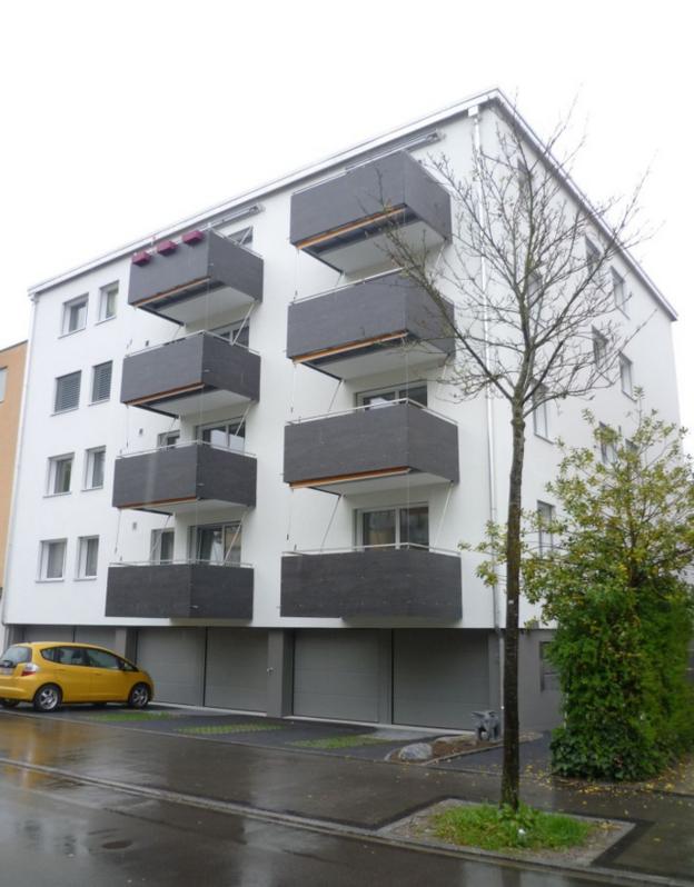 1.5-Zimmerwohnung an zentraler Lage mit Balkon! 2