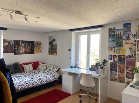 Moderne helle 4,5 Wohnung 2 Gehminuten vom Zentrum SG 2