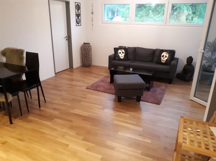NACHMIETER gesucht!! 2.5 Zimmer Neubauwohnung in Sevelen, SG 2