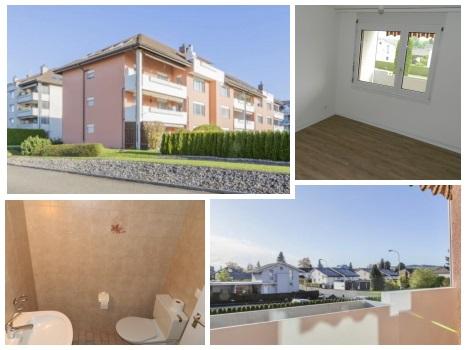 2.5 Zimmer Wohnung inkl. Tiefgaragenplatz 4665 Oftringen