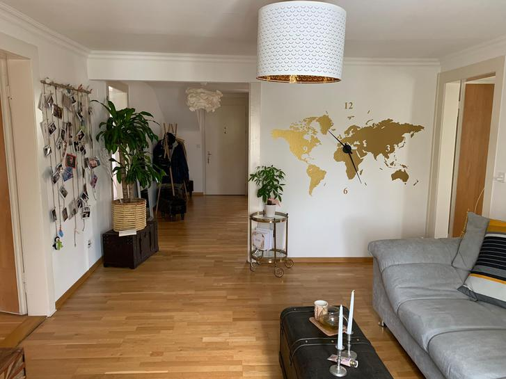 5.5 lichtdurchflutete Maisonette-Wohnung (145 m2) 5033 Buchs AG