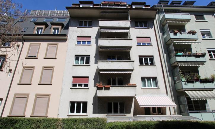 Gemütliche 1.5-Zimmerwohnung in toller Lage! 4055 Basel