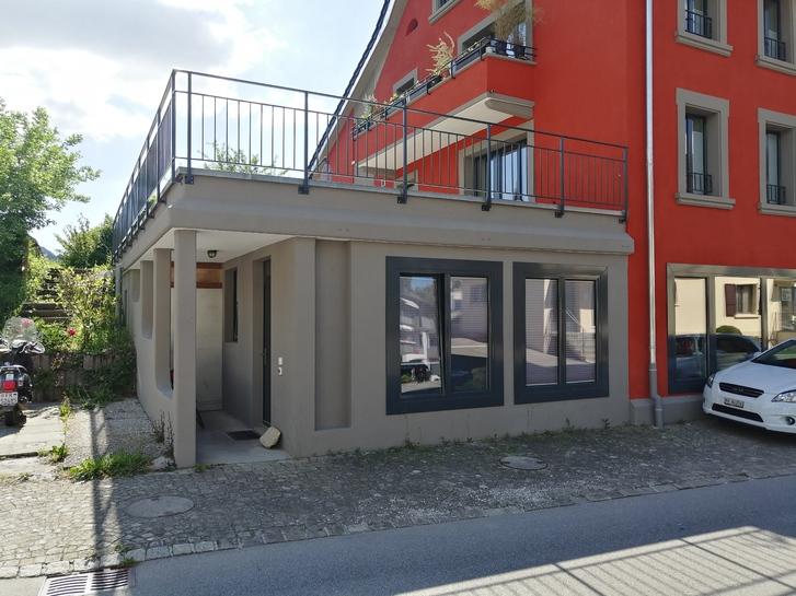 Wunderschönes Studio 1737 Plasselb
