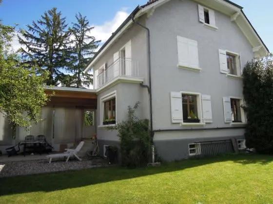 3 bedroom villa with garden in Meyrin, Geneva 1217 Meyrin