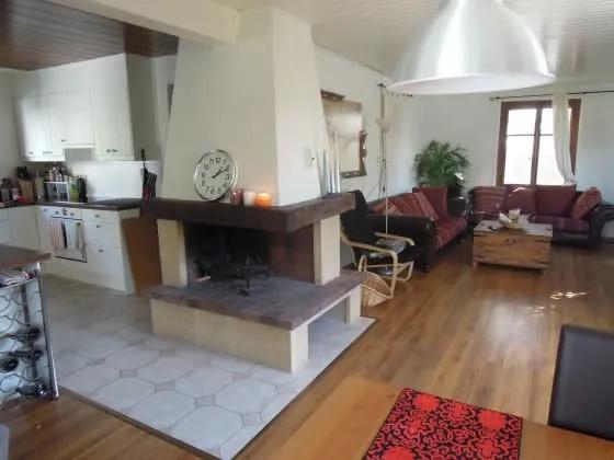 3 bedroom villa with garden in Meyrin, Geneva 2
