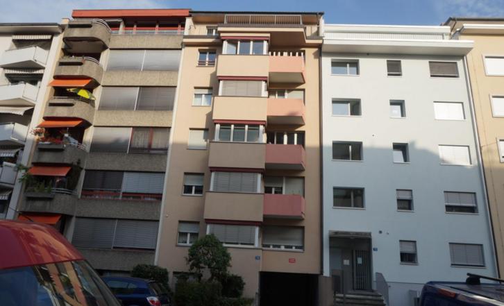 1.5-Zimmerwohnung an ruhiger Lage am Rande der Stadtmitte 4055 Basel