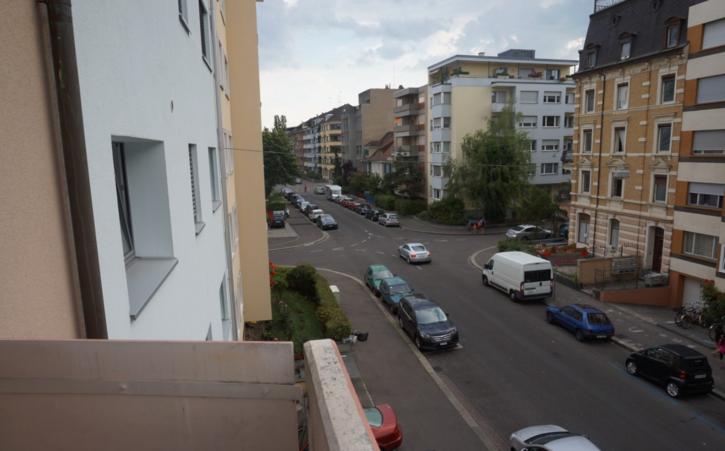 1.5-Zimmerwohnung an ruhiger Lage am Rande der Stadtmitte 2