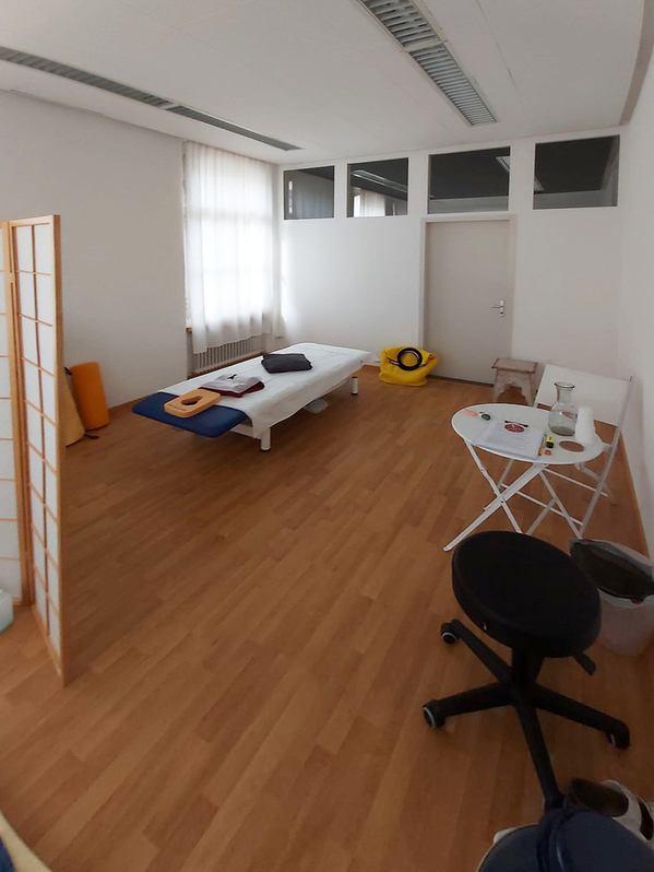 2 Räume für Büro / Atelier / Therapie an zentraler Lage in Rapperswil 8640 Rapperswil