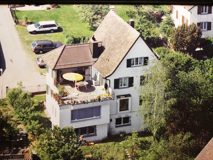 Erdgeschosswohnung in Villa in Horgen  8810 Horgen