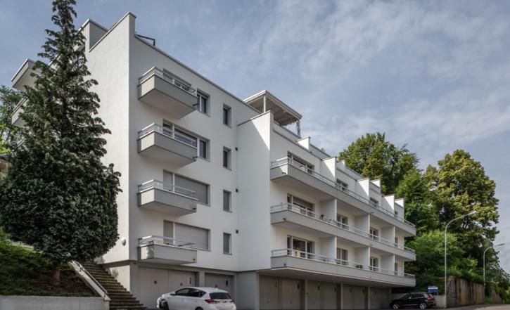 Moderne 1.5-Zimmerwohnung im 3. Obergeschoss 9000 St. Gallen