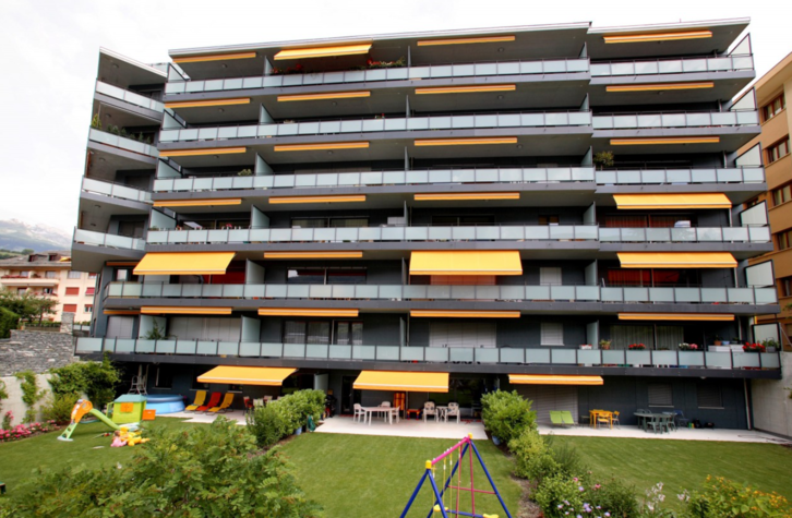 Bel appartement à 2 pas du centre-ville de Sion !  1950 Sion