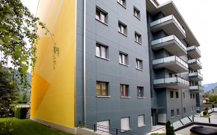 Bel appartement à 2 pas du centre-ville de Sion ! 2
