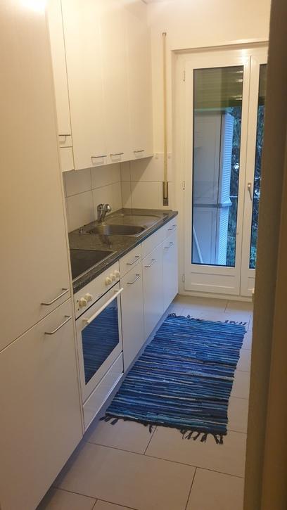 Helle, schöne  2 Zimmer Wohnung  2