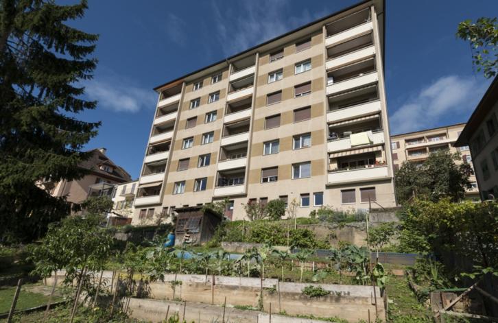 Appartement moderne de 1.5 pièces au 3ème étage! 2000 Neuchâtel