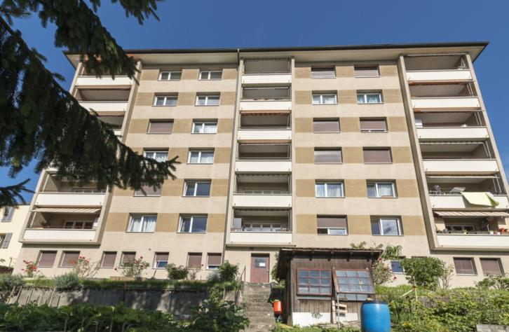 Appartement moderne de 1.5 pièces au 3ème étage! 2