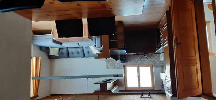 3 Zimmerwohnung in Obersaxen 4